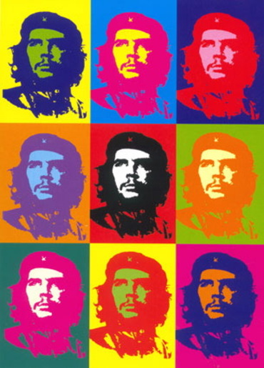 AndyWarhol-Che-1962