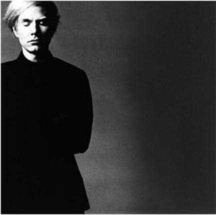 "Andy Warhol, Artist, 26 January 1972, ""The Factory"" New York, by Victor Skrebneski"