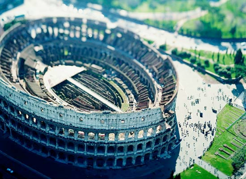site specific Roma 2005