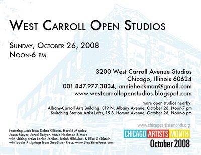 WestCarrollOpenStudiosColorFlyer10_8